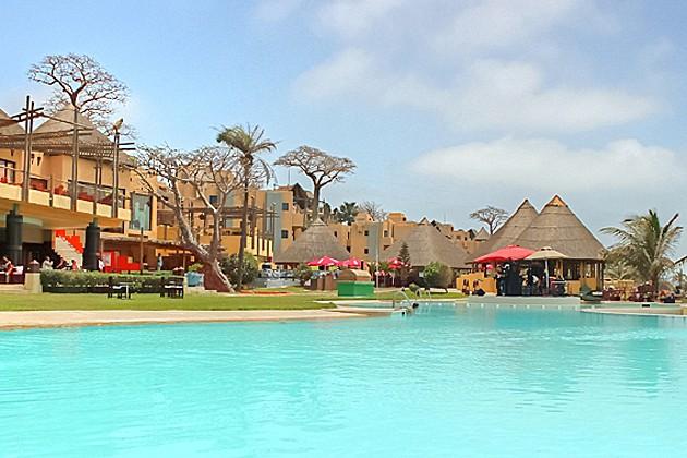 Sheraton Gambia Hotel and Spa in Brufut