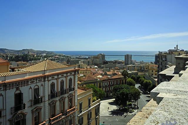 Castello Quarter, Cagliari old town