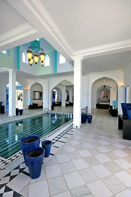 Most luxurious hotel