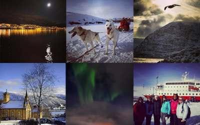Instagramming the Arctic, #realNorway