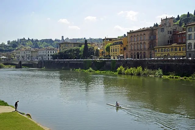 Self guided walking tour Florence