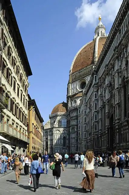 Florence walking tours self-guided