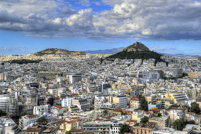 Athens, a multifaceted diamond in the rough