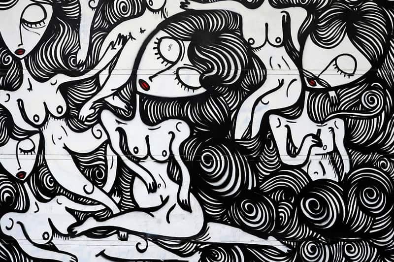 Sonke, Street Art in Athens