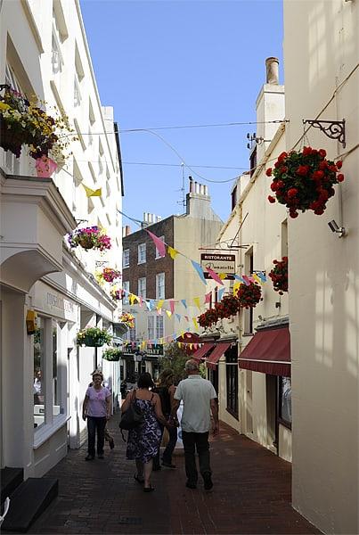 The Lanes, Brighton