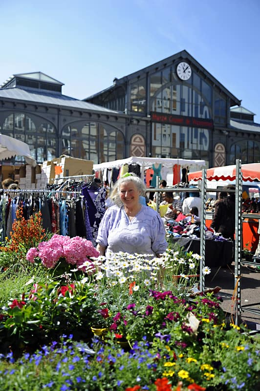 Wazemmes market, Lille