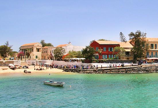top holiday destinations, Goree