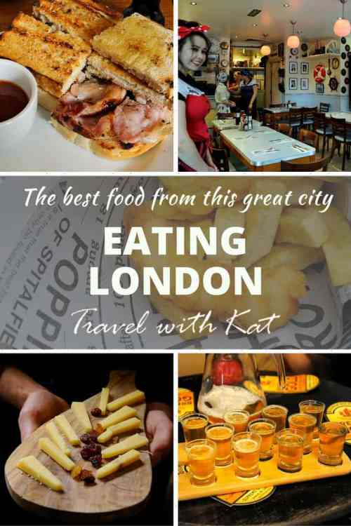 From the finest curries ot the best fish n chips, tuck into the best food London has to offer