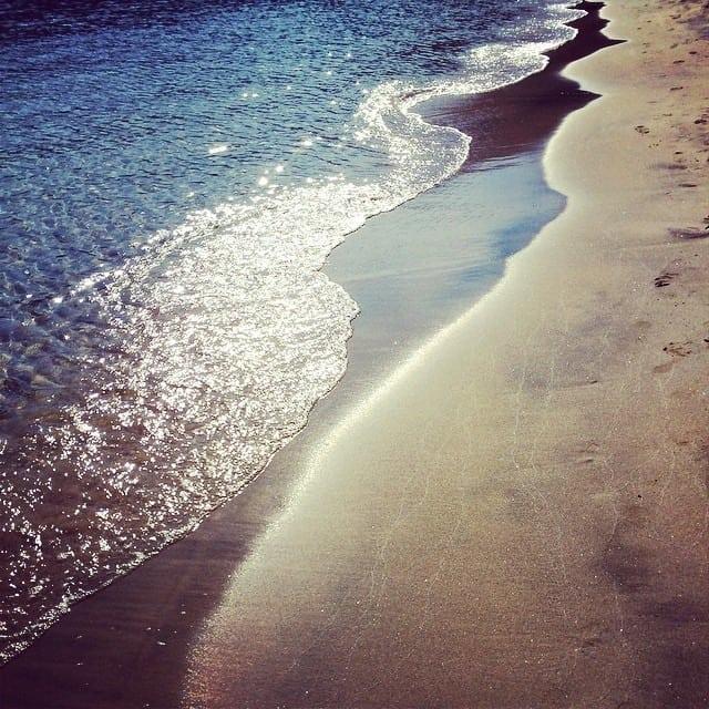 Campomoro beach