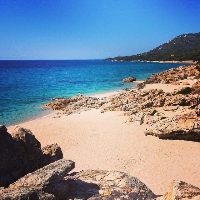 Beaches of Corsica