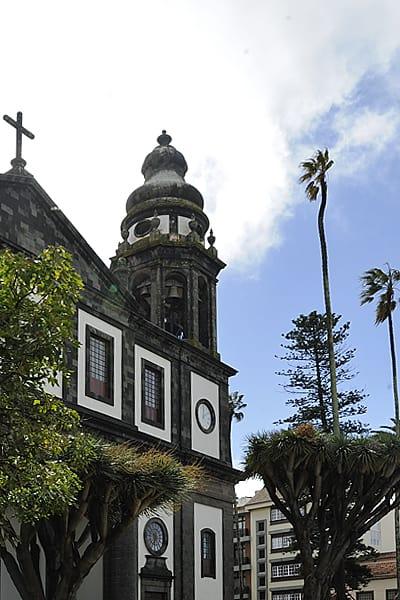 Santa Iglesia Cathedral, la Laguna, Tenerife