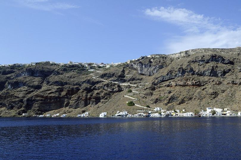 Corfos, Therasia, Santorini