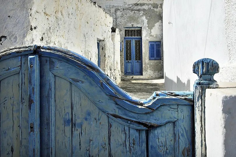 Manolas, Thirasia, Santorini, Greece