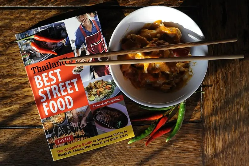 best street food in Thailand - book review - Thailand's Best Street Food