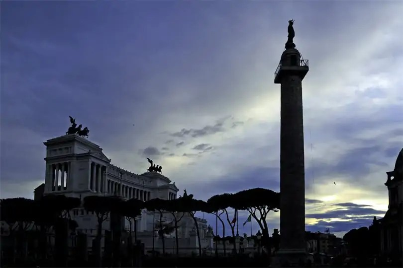 """The Altare della Patria (Altar of the Fatherland) also known as the Monumento Nazionale a Vittorio Emanuele II (National Monument to Victor Emmanuel II) or """"Il Vittoriano"""" is a monument built in honour of Victor Emmanuel, the first king of a unified Italy, located in Rome, Italy."""