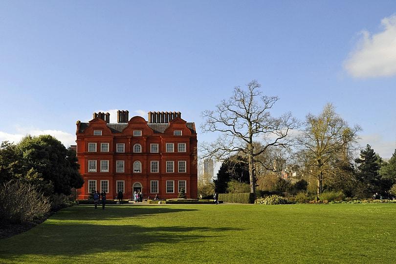 Kew Palace, Kew Gardens, London