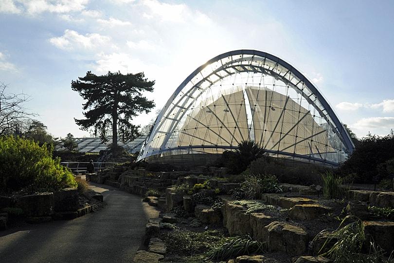 Rock Gardens, Kew Gardens