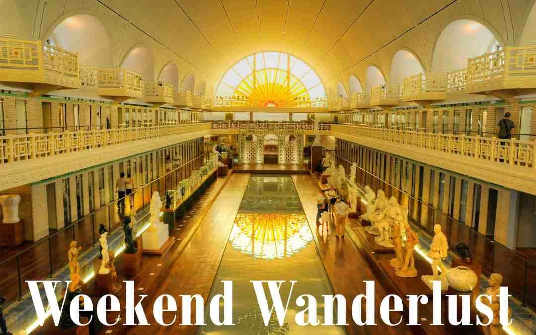 Weekend Wanderlust: Moon Bears, Paella and UNESCO
