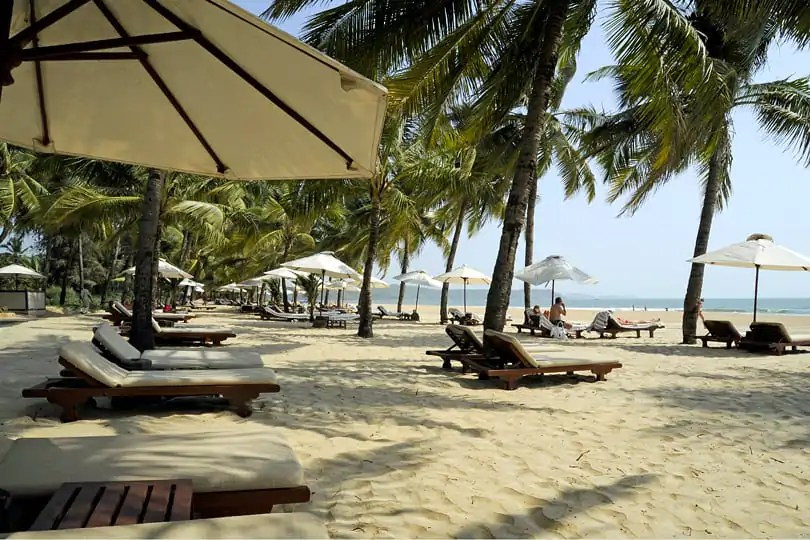 The Leela, the most luxurious hotel in Goa