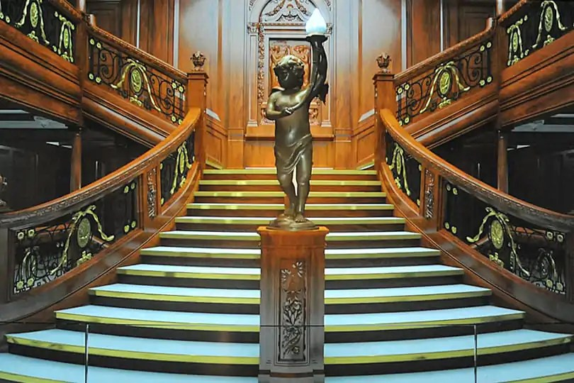 The Grand Staircase, Titanic Belfast
