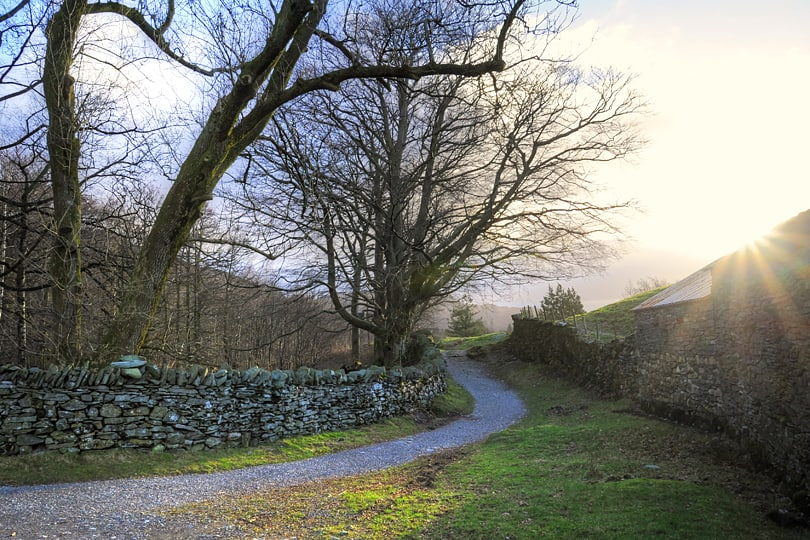 Chapel Stile in the Lake District, Cumbria