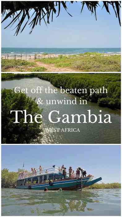 From yoga on the beach to drifting along the river, get off the beaten path and unwind in The Gambia.