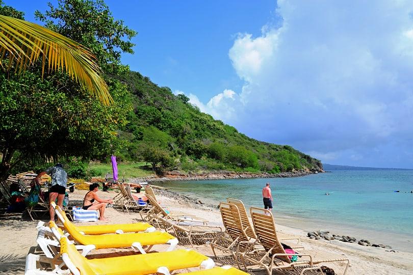Reggae Beach on St Kitts