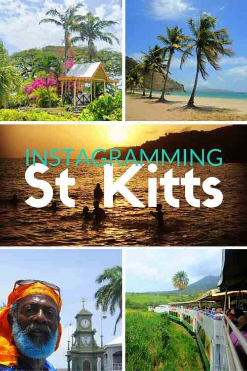 Instagramming the Caribbean island of St Kitts