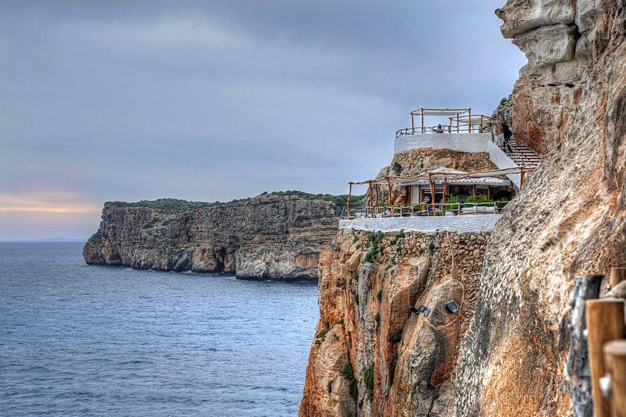 Cova d'en Xori, Menorca's only night club