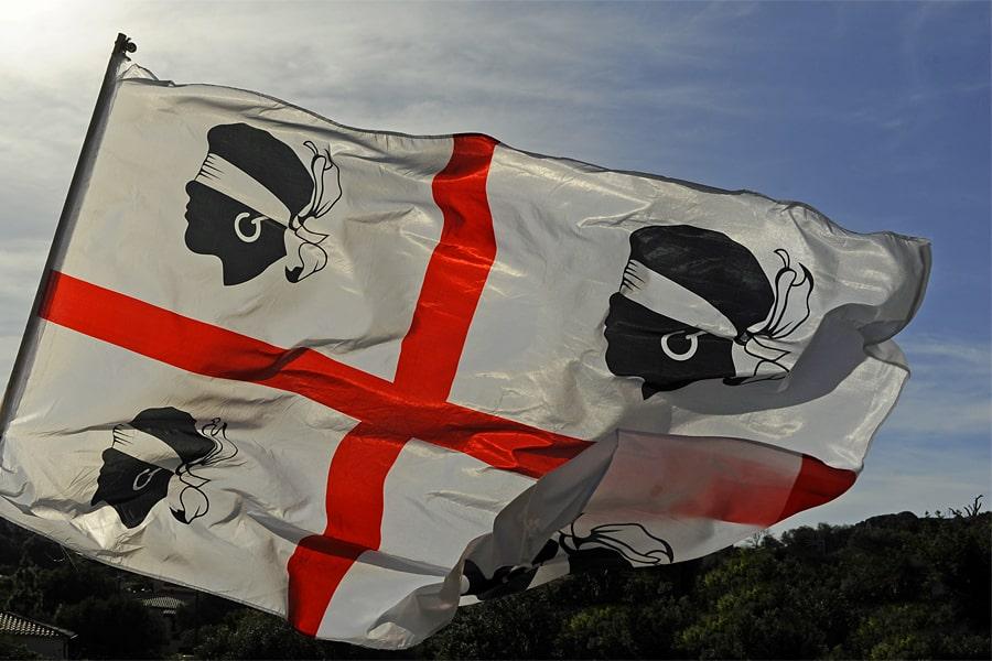 Sardinian Flag