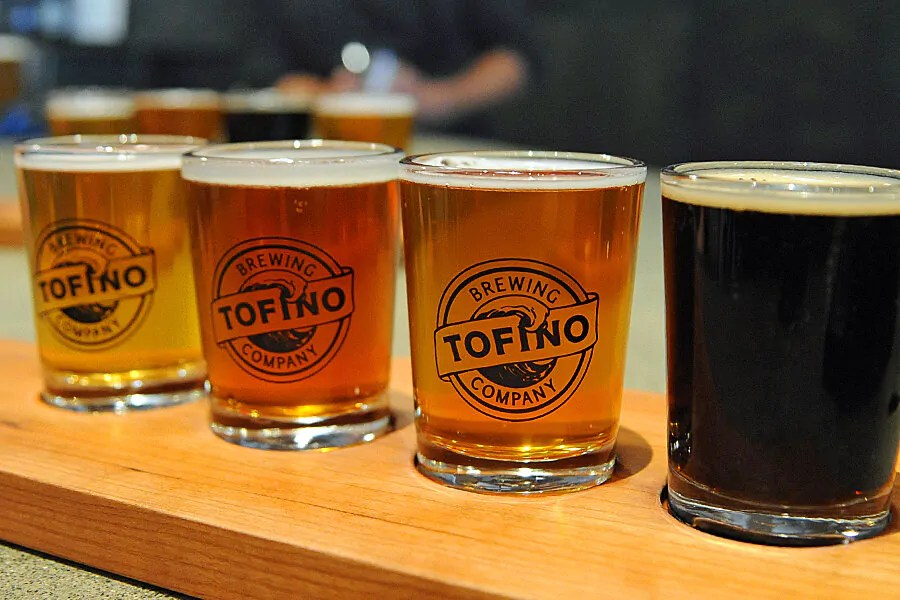 Tofino Brewing Company, Tofino, Vancouver Island, BC, Canada