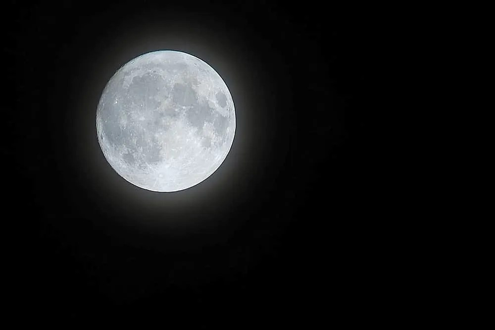 November's supermoon, it won't be so bright or near the Earth again for another 70 years