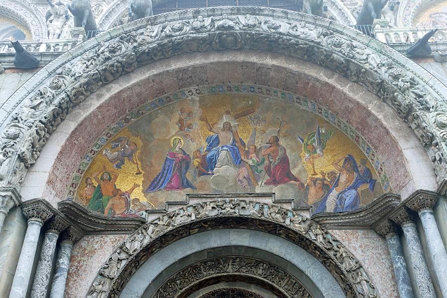 Basilica Cattedrale Patriarcale di San Marco, Venice, Italy
