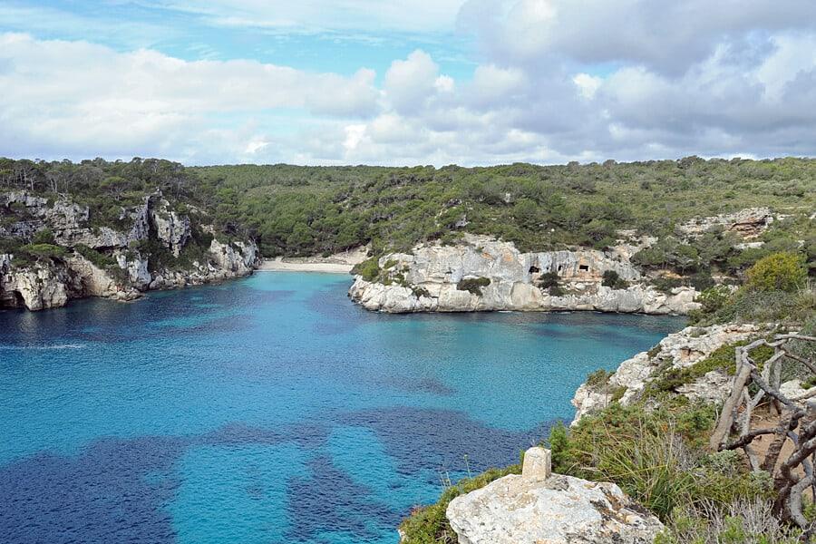Cala Maccarelleta, Menorca, Spain - one of my top 10 things to do in Menorca