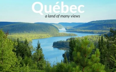 Experience Québec, a land of many views