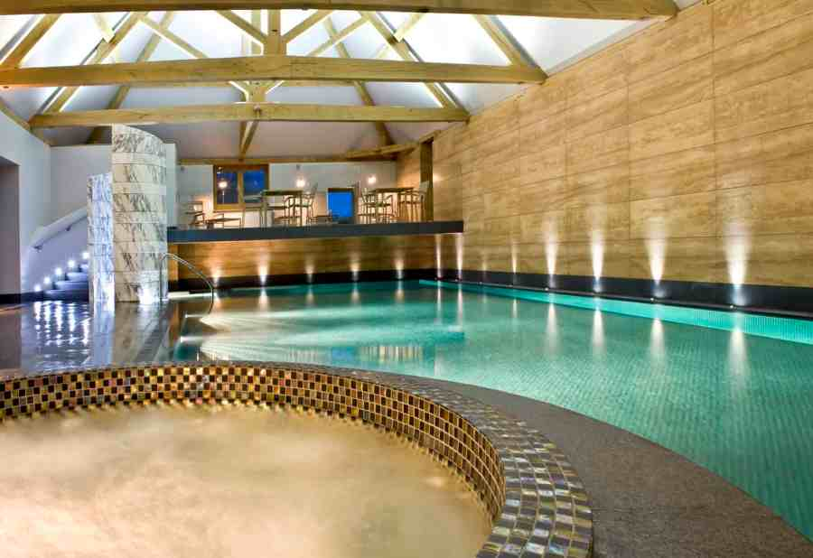 PH2O Spa at Park House Hotel, near Midhurst, West Sussex, England
