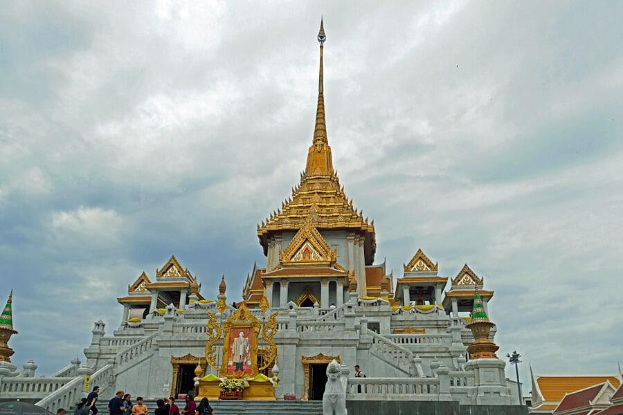 The Golden Buddah, Bangkok, Thailand