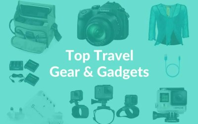 Travel Clothes and Accessories