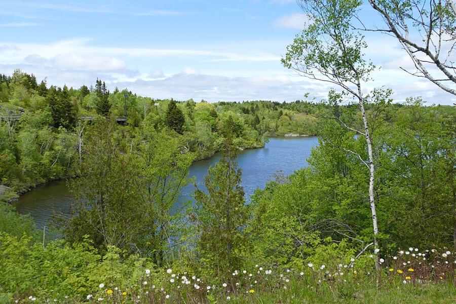 Rockwood Park, Saint John, New Brunswick, Canada