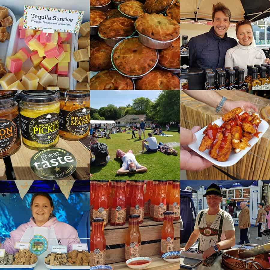 Christchurch Food Festival, Dorset