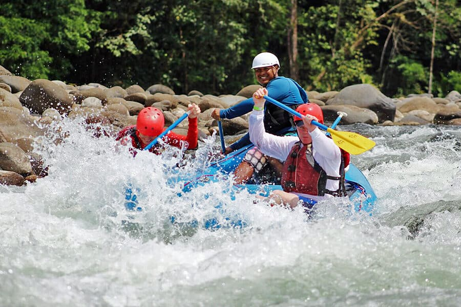 18 of the best places in the world to go white-water rafting