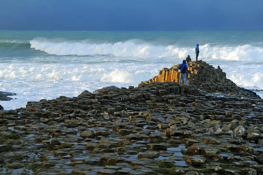 Giant's Causeway by Kathryn Burrington