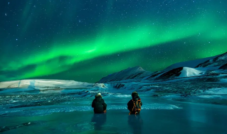 Seeing the Northern Lights in Alaska from mmy American Adventure bucket list