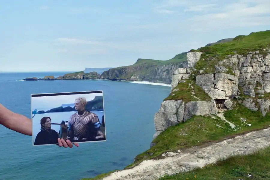 Larrybane, Co. Antrim | Renly Baratheon's camp in the Stormlands | Game of Thrones filming location, Northern Ireland