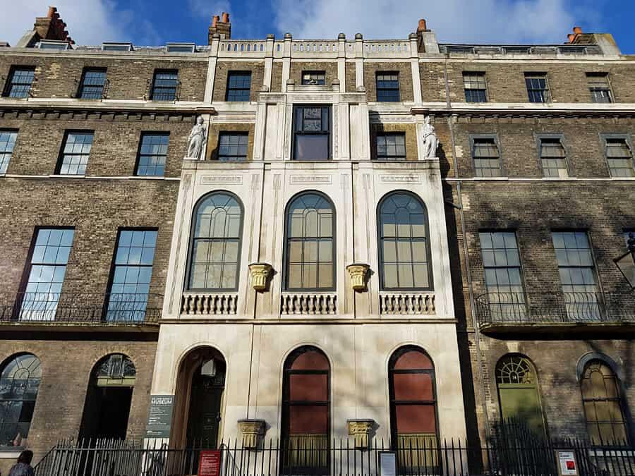 Sir John Soane's Museum, London, England