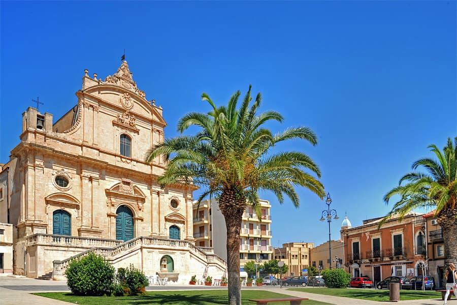 La Chiesa Madre, Ispica, Sicily, Italy