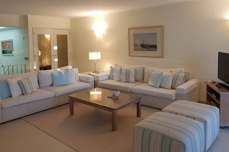Living room, Quinta do Lago Country Club