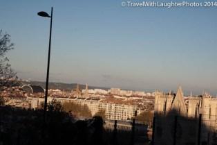 Walk to Basilica of Notre-Dame de Fourvière-0454