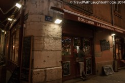 If you are in Lyon, this is a fun place! All locals.