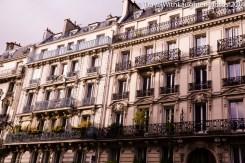 Paris buildings are amazing.